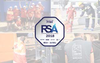 stamp RSA 2018