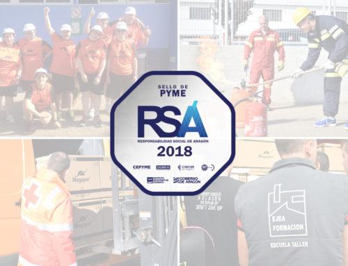 Magapor renueva el sello RSA