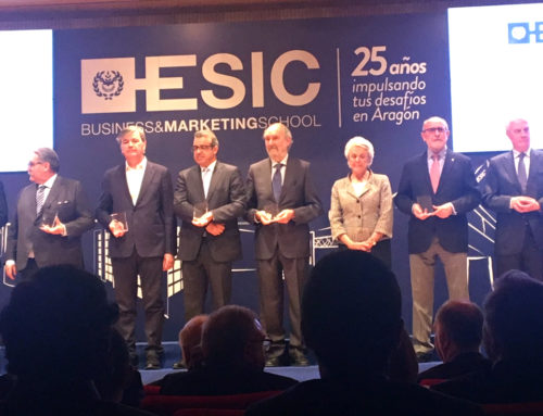 CONGRATULATIONS to ESIC in Aragon